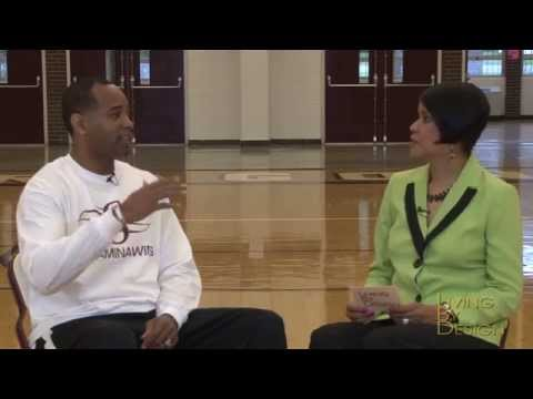 Living By Design, Episode 24, Derek Anderson, Collegiate Basketball Champion & NBA Veteran