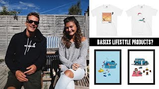Video Basixs A Lifestyle Brand Inspired By Kiteboarding! download MP3, 3GP, MP4, WEBM, AVI, FLV Oktober 2018