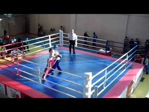 Ходукин Дмитрий - Самигуллин Тимур Полуфинал до 63,5
