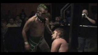 Mason Conrad vs. Calypso III - Dog Collar Match - Part 2