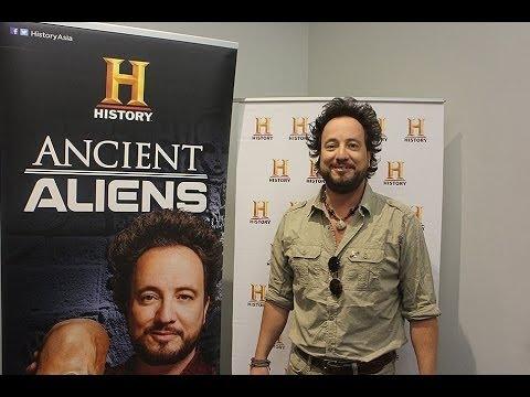 Giorgio Tsoukalos - Anunnaki Astronauts & Ancient Aliens . NEW