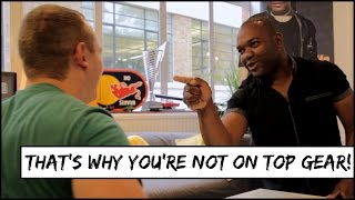 Getting Owned By Top Gear Presenter Rory Reid