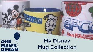 My Disney Mug Collection