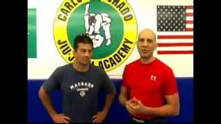 Brazilian Jiu Jitsu(Black Belt) - Carlos Machado - Russian Sambo Leg Attacks/Escapes