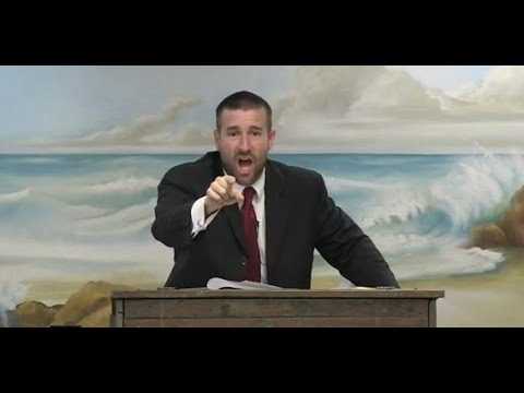 Christian Pastor Calls for Killing All Gay People