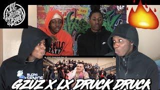 GZUZ - Drück Drück (feat. LX) - REACTION