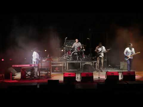 Concierto de Lucky Peterson en el Festival de la Guitarra de Córdoba de 2019