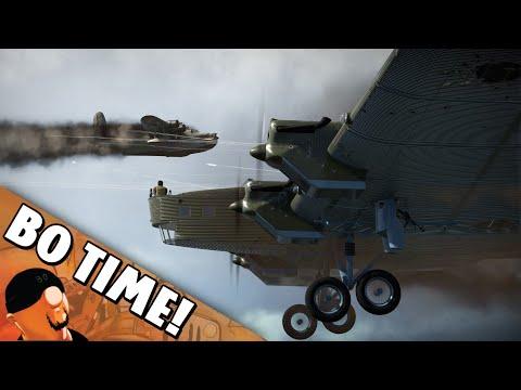 "War Thunder - TB-3 ""Adventures In Gunshipping"""