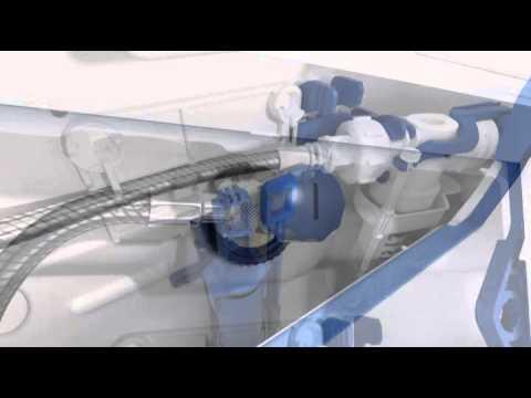 Mantenimiento cisterna empotrada 2 youtube - Cisterna empotrada ...