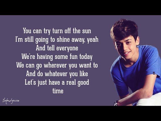 Harris J - Salam Alaikum (Lyrics)