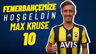 Hoş Geldin Max Kruse 👊