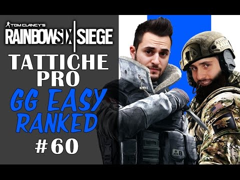 GG EASY RANKED - Rainbow Six Siege - Gameplay ita - #60