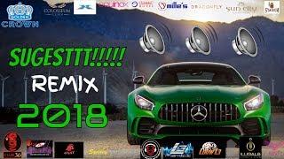 DJ BREAKBEAT 2018 BASS MELEDUK BIKIN SUGESTT ABIZZZ DJ LOUW VOL 107