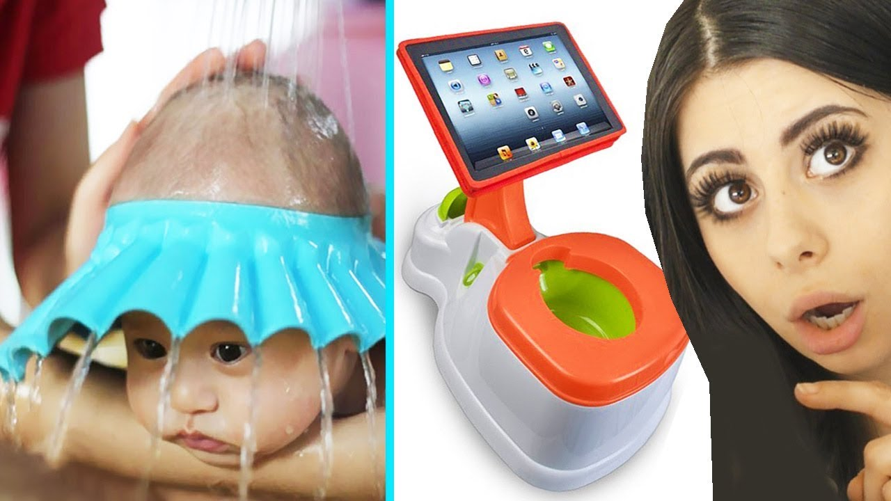 GENIUS INVENTIONS FOR KIDS that parents will love - YouTube
