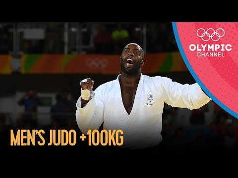 Men's Judo 100kg Contest for Gold | Rio 2016 Olympics Replay
