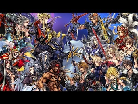 Top 10 Final Fantasy Characters