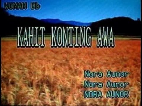 [26287] KAHIT KONTING AWA (Nora Aunor) ~ 금영 노래방/KumYoung 코러스 HD3000  Videoke/Karaoke