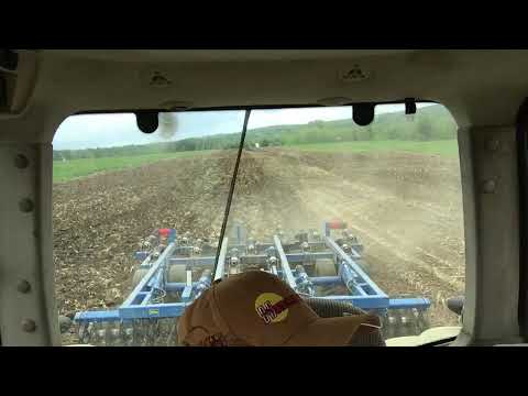 Friday Afternoon Chisel Plowing With Andrew