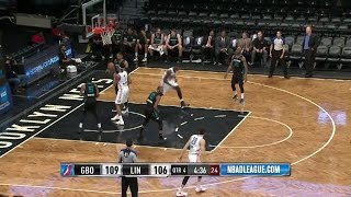 Highlights: Cheick Diallo (14 points)  vs. the Swarm, 1/12/2017