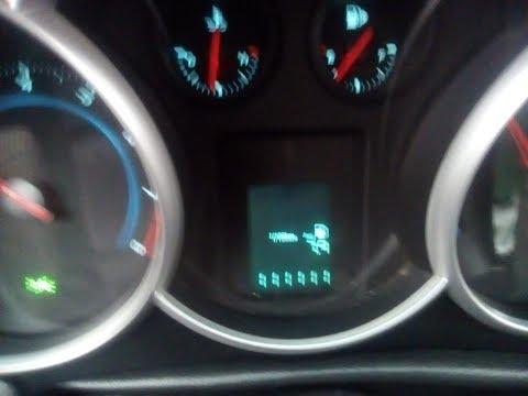 Замена ремня Грм Chevrolet Cruze 1.6 2012г