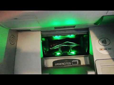 Как положить деньги на карту Тинькофф через банкомат (без комиссии) . Пошагово.