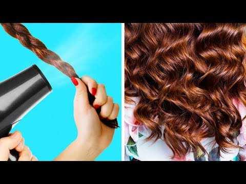 14 HAIR HACKS EVERY GIRL WILL ADORE