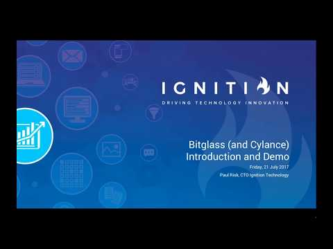 Bitglass and Cylance introduction and demo webinar