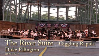 The River Suite - Giggling Rapids - Duke Ellington - Triangle Wind Ensemble