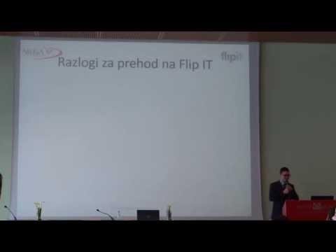 Flip IT & Mega M (Sašo Juvanc)