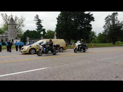 Blake Snyder funeral