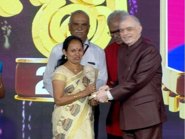 Asianet News Sthree 2018 Award Won By Jyothi Prakash | സ്ത്രീ 2018 പുരസ്കാരം ജ്യോതി പ്രകാശിന്