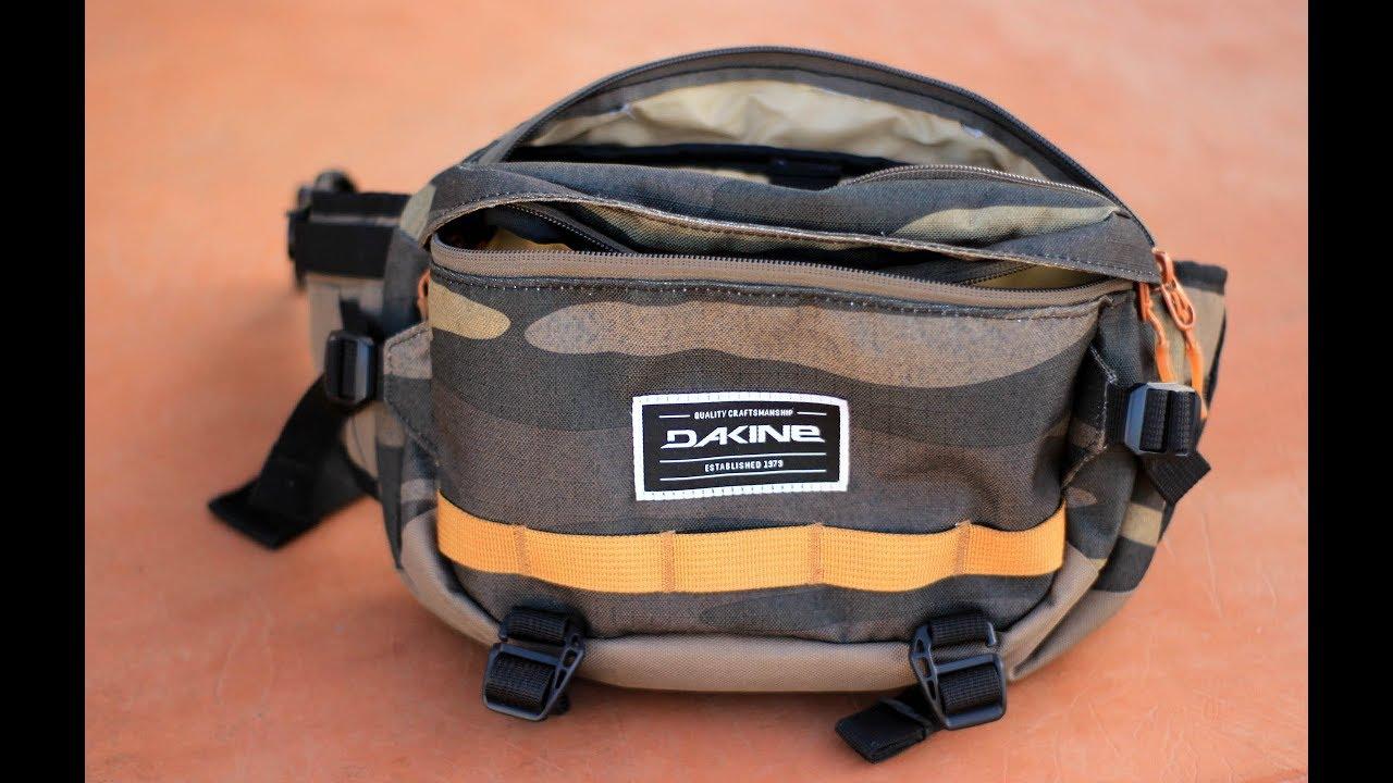 Dakine Hot Laps 5L Bike Pack Mens Sz 5L