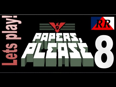 Papers, please 8 | The Radical Order