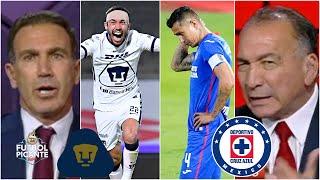CRUZAZULEADA ÉPICA Análisis del Pumas 4-0 Cruz Azul en la liguilla de la Liga MX | Futbol Picante