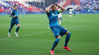 Зенит Локомотив полный обзор матча за Суперкубок