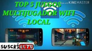 Top 4 juegos multijugador wifi y bluetooth