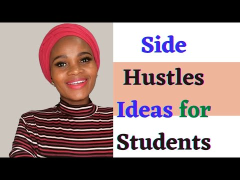 Student Side Hustles and Part time jobs in 2021|| How to make money as a Student