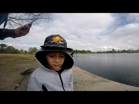 El Dorado Park Fishing 03/07/19