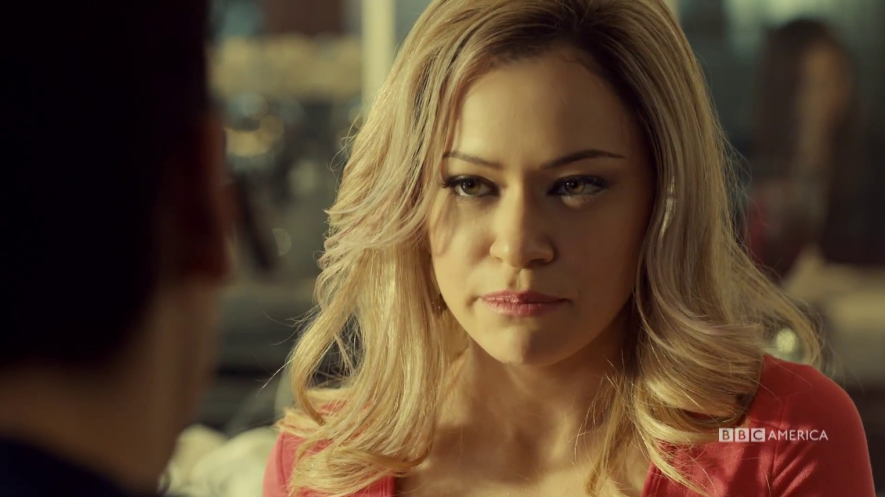 Krystal Goderitch Conspiracy Theorist Orphan Black Youtube