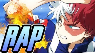 "TODOROKI RAP SONG | ""Fire and Ice"" 