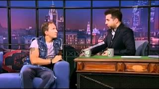ВЕЧЕРНИЙ УРГАНТ | 5.06.2012 | ОСКАР КУЧЕРА О МАДАГАСКАРЕ 3