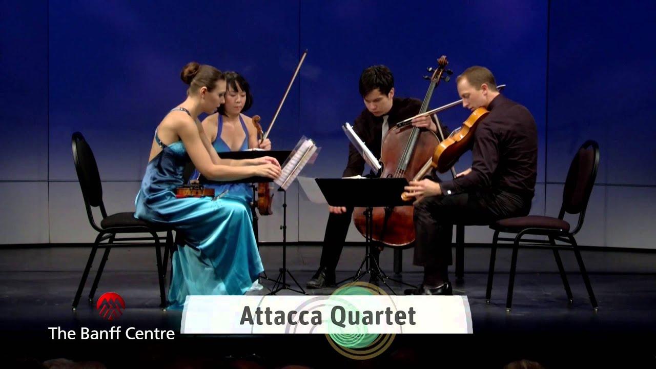 Download BISQC 2013 - Attacca Quartet - Antonín Dvořák Quartet in G Major