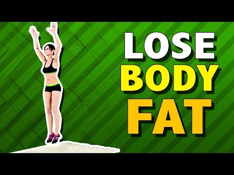 How To Lose Body Fat [Home Exercises]