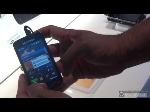 CES 2010 - Samsung Omnia Pro - BWOne.com