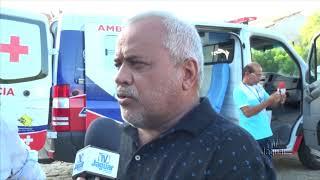 Valdir do Suburbão pede apoio ao prefeito Bessa para ambulâncias na chapada