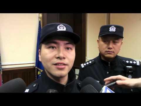 """Poliziotti cinesi a Milano: Marangoni fa da pompiere al """"battesimo flop"""""""