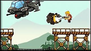 Metal Shooter - Game Walkthrough (full)