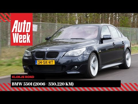 BMW 550i – 2006 – 330.230 km – Klokje Rond