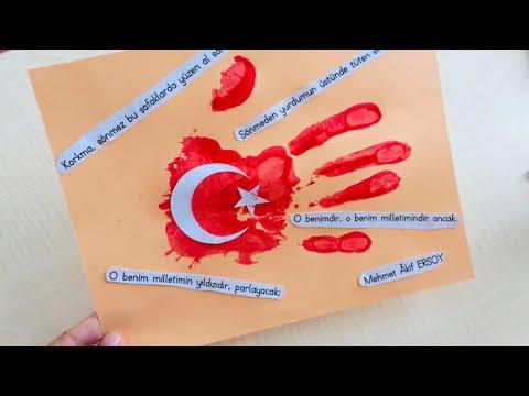 12 Mart İstiklal Marşının Kabulü / Sanat Etkinliği