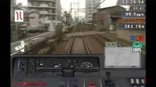 Train Simulator THE京浜急行 蒲田駅へ高速進入 thumbnail